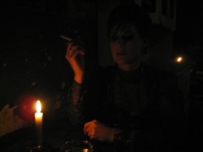 Bar in Kraków, 2007