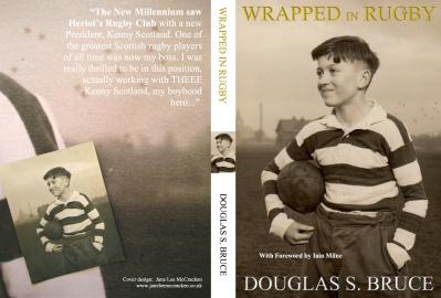 'Wrapped in Rugby', Douglas S. Bruce, 2013
