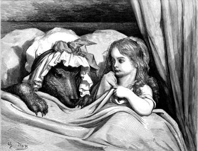 """Les Contes de Perrault"" dessins par Gustave Doré. Paris: J. Hetzel, 1867"