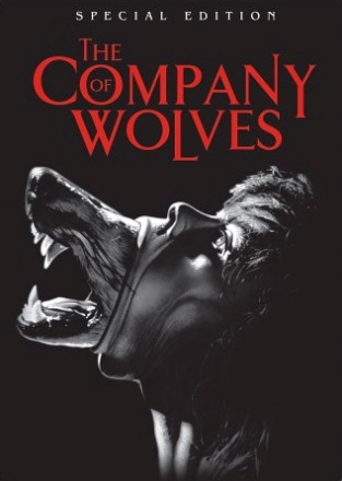 'The Company of Wolves' Neil Jordan, 1984, Special Edition DVD 2005