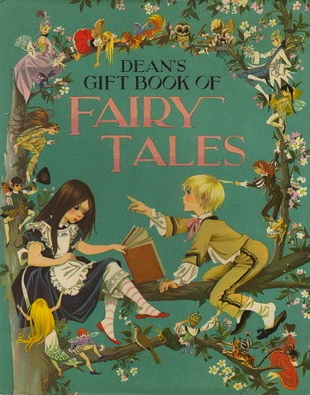 My first fairy tale book illustrated by Janet and Anne Grahame Johnstone first published 1967