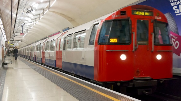 1972 Stock Tube Train